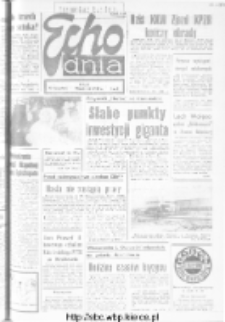 "Echo Dnia : dziennik RSW ""Prasa-Książka-Ruch"" 1981, R.11, nr 43"