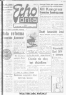 "Echo Dnia : dziennik RSW ""Prasa-Książka-Ruch"" 1981, R.11, nr 52"