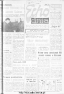 "Echo Dnia : dziennik RSW ""Prasa-Książka-Ruch"" 1981, R.11, nr 56"