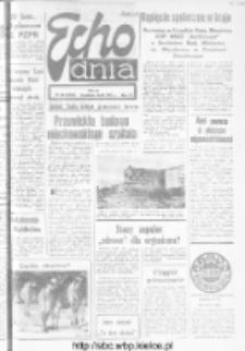 "Echo Dnia : dziennik RSW ""Prasa-Książka-Ruch"" 1981, R.11, nr 60"