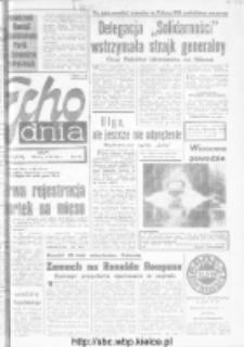 "Echo Dnia : dziennik RSW ""Prasa-Książka-Ruch"" 1981, R.11, nr 63"