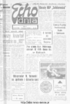 "Echo Dnia : dziennik RSW ""Prasa-Książka-Ruch"" 1981, R.11, nr 65"