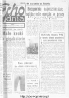 "Echo Dnia : dziennik RSW ""Prasa-Książka-Ruch"" 1981, R.11, nr 72"