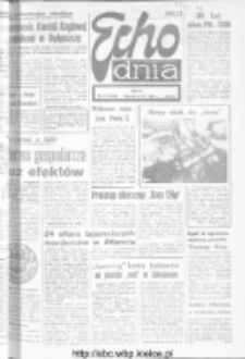 "Echo Dnia : dziennik RSW ""Prasa-Książka-Ruch"" 1981, R.11, nr 77"