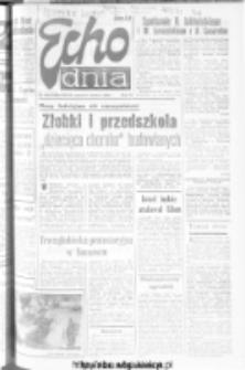 "Echo Dnia : dziennik RSW ""Prasa-Książka-Ruch"" 1981, R.11, nr 106"