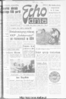 "Echo Dnia : dziennik RSW ""Prasa-Książka-Ruch"" 1981, R.11, nr 111"