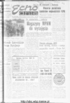 "Echo Dnia : dziennik RSW ""Prasa-Książka-Ruch"" 1981, R.11, nr 120"