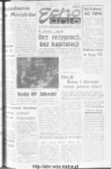 "Echo Dnia : dziennik RSW ""Prasa-Książka-Ruch"" 1981, R.11, nr 155"