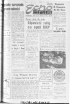 "Echo Dnia : dziennik RSW ""Prasa-Książka-Ruch"" 1981, R.11, nr 160"