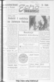 "Echo Dnia : dziennik RSW ""Prasa-Książka-Ruch"" 1981, R.11, nr 162"