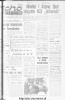 "Echo Dnia : dziennik RSW ""Prasa-Książka-Ruch"" 1981, R.11, nr 172"