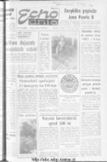 "Echo Dnia : dziennik RSW ""Prasa-Książka-Ruch"" 1981, R.11, nr 179"