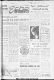 "Echo Dnia : dziennik RSW ""Prasa-Książka-Ruch"" 1981, R.11, nr 195"