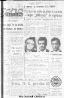"Echo Dnia : dziennik RSW ""Prasa-Książka-Ruch"" 1981, R.11, nr 210"