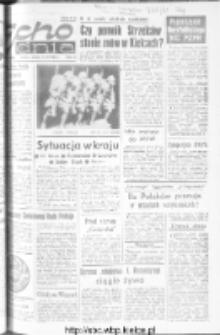 "Echo Dnia : dziennik RSW ""Prasa-Książka-Ruch"" 1981, R.11, nr 219"