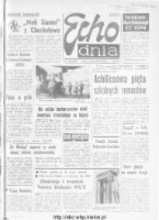 "Echo Dnia : dziennik RSW ""Prasa-Książka-Ruch"" 1982, R.12, nr 128"