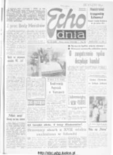 "Echo Dnia : dziennik RSW ""Prasa-Książka-Ruch"" 1982, R.12, nr 132"