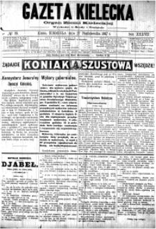 Gazeta Kielecka, 1907, R.38, nr 38