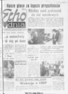 "Echo Dnia : dziennik RSW ""Prasa-Książka-Ruch"" 1984, R.14, nr 120"