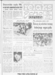 "Echo Dnia : dziennik RSW ""Prasa-Książka-Ruch"" 1984, R.14, nr 163"