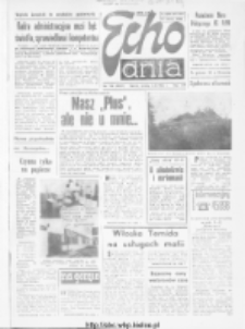 "Echo Dnia : dziennik RSW ""Prasa-Książka-Ruch"" 1984, R.14, nr 196"