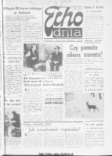 "Echo Dnia : dziennik RSW ""Prasa-Książka-Ruch"" 1985 R.15, nr 30"