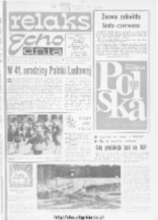"Echo Dnia : dziennik RSW ""Prasa-Książka-Ruch"" 1985 R.15, nr 140"