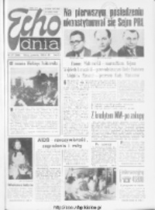 "Echo Dnia : dziennik RSW ""Prasa-Książka-Ruch"" 1985 R.15, nr 217"