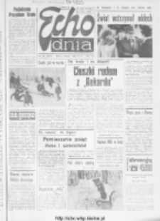 "Echo Dnia : dziennik RSW ""Prasa-Książka-Ruch"" 1985 R.15, nr 225"