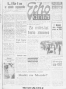 "Echo Dnia : dziennik RSW ""Prasa-Książka-Ruch"" 1986 R.16, nr 3"