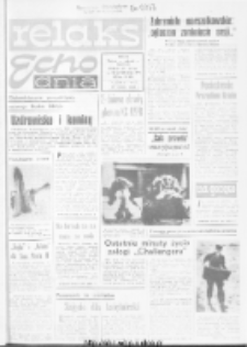"Echo Dnia : dziennik RSW ""Prasa-Książka-Ruch"" 1986 R.16, nr 22"