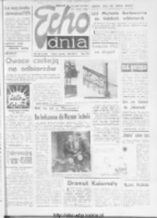 "Echo Dnia : dziennik RSW ""Prasa-Książka-Ruch"" 1986 R.16, nr 180"