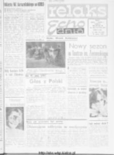"Echo Dnia : dziennik RSW ""Prasa-Książka-Ruch"" 1986 R.16, nr 188"