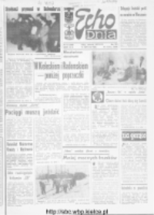 "Echo Dnia : dziennik RSW ""Prasa-Książka-Ruch"" 1987 R.17, nr 15"