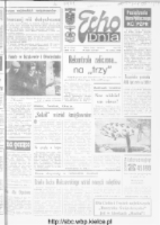 "Echo Dnia : dziennik RSW ""Prasa-Książka-Ruch"" 1987 R.17, nr 39"