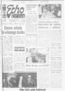 "Echo Dnia : dziennik RSW ""Prasa-Książka-Ruch"" 1987 R.17, nr 40"