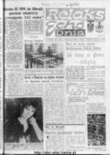 "Echo Dnia : dziennik RSW ""Prasa-Książka-Ruch"" 1987 R.17, nr 167"