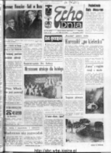 "Echo Dnia : dziennik RSW ""Prasa-Książka-Ruch"" 1987 R.17, nr 174"