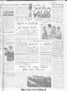 "Echo Dnia : dziennik RSW ""Prasa-Książka-Ruch"" 1987 R.17, nr 195"