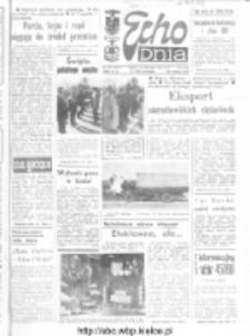 "Echo Dnia : dziennik RSW ""Prasa-Książka-Ruch"" 1987 R.17, nr 198"