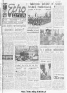 "Echo Dnia : dziennik RSW ""Prasa-Książka-Ruch"" 1987 R.17, nr 218"