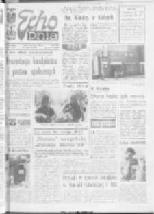 "Echo Dnia : dziennik RSW ""Prasa-Książka-Ruch"" 1988 R.18, nr 88"