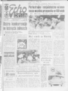 "Echo Dnia : dziennik RSW ""Prasa-Książka-Ruch"" 1988 R.18, nr 136"