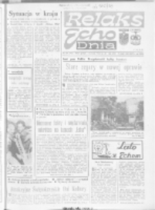 "Echo Dnia : dziennik RSW ""Prasa-Książka-Ruch"" 1988 R.18, nr 167"