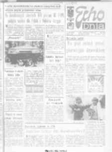 "Echo Dnia : dziennik RSW ""Prasa-Książka-Ruch"" 1988 R.18, nr 168"