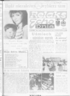 "Echo Dnia : dziennik RSW ""Prasa-Książka-Ruch"" 1989 R.19, nr 102"