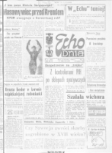 "Echo Dnia : dziennik RSW ""Prasa-Książka-Ruch"" 1990 R.20, nr 25"