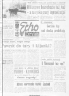 "Echo Dnia : dziennik RSW ""Prasa-Książka-Ruch"" 1990 R.20, nr 33"