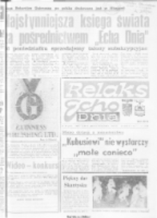 "Echo Dnia : dziennik RSW ""Prasa-Książka-Ruch"" 1990 R.20, nr 39"