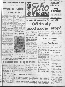 "Echo Dnia : dziennik RSW ""Prasa-Książka-Ruch"" 1990 R.20, nr 84"